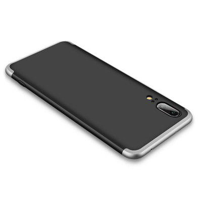 Funda para Huawei P20 Shockproof Ultra-thin Full Body Cover Solid PC dura