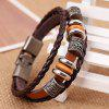 Couple Accessories Leather Bracelet Restore Ancient Ways - SIENNA