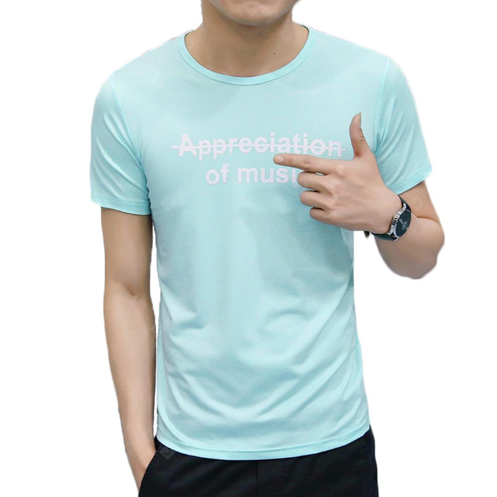 Men's Summer Leisure Sports T-Shirts