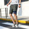 Men's Summer Leisure Sports Shorts - CAMOUFLAGE GREEN
