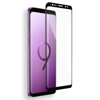 Mr.northjoe 3D Curved Tempered Glass a Samsung Galaxy S9-hez