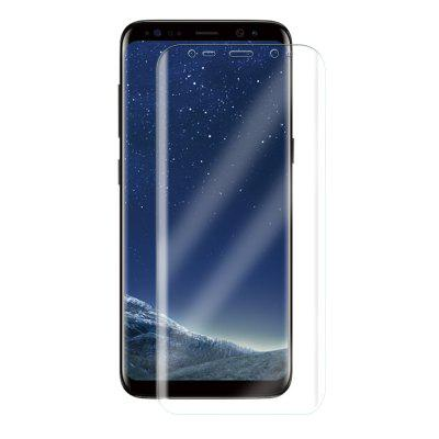 2Pcs Screen Protective Film Surface TPU Full Coverage Soft Film for Samsung Galaxy S8 TPU