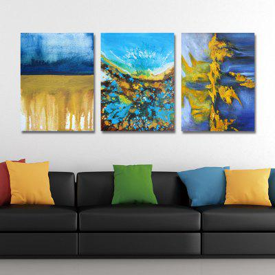 41XDZS - 507-511-512 3PCS Fashion Abstract Print Art