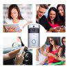 EKEN Smart Video Doorbell 720P HD WiFi Camera Real-Time Two-Way Wide-angle Audio - WHITE