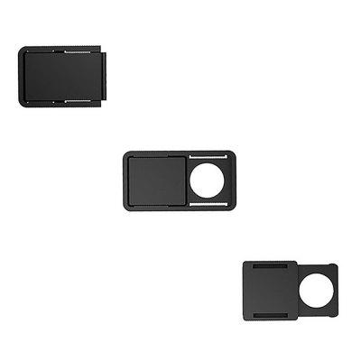 3-PC WebCam Sluiter Camera Lens Bescherm Privacy Cover