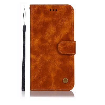 Custodia in pelle PU Flip Leather Case per Motorola Moto Z3 Play Phone Case