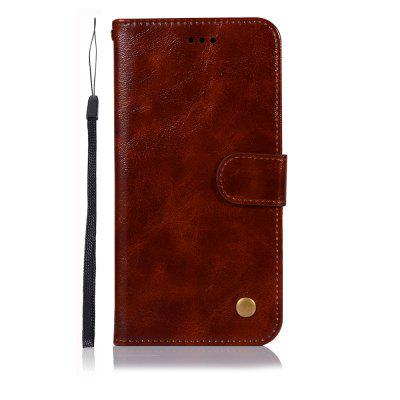 Fashion Flip Leather Case PU Wallet For Motorola Moto Z3 Play Phone Case kinston heart of the ocean pattern pu leather full body case w stand for motorola moto g