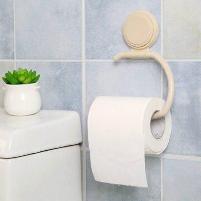 Wall Hanger  Suction Cup Towel Shelf Toilet