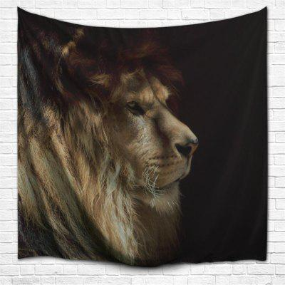 Lion 3D Printing Home Wall Hanging Tapestry for Decoration