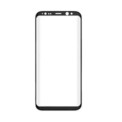 Proteggi schermo in vetro temperato 3D Full Coverage per Galaxy S8 Plus