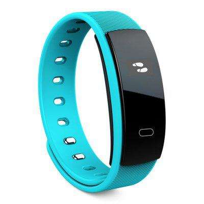 QS80 Smart Hand Ring Heart Rate Blood Oxygen Movement Waterproof Bracelet