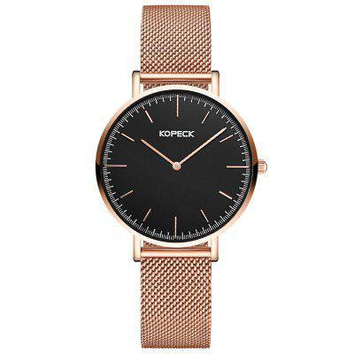 KOPECK  6007L Women Quartz Analog Calendar  Watch