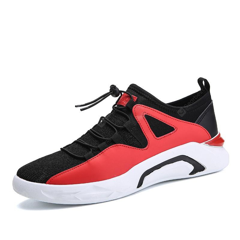 best sale cheap online ZEACAVA Flying Weaving Low Shangtao Foot Sports Casual Men's Shoes buy cheap best prices lC8BS
