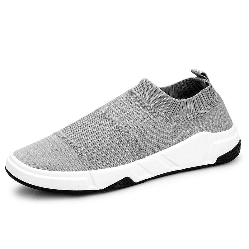cheap sale visa payment buy cheap limited edition ZEACAVA Summer Breathable Flying Woven Men's Leisure Sports Board Shoes w6NIQXfe