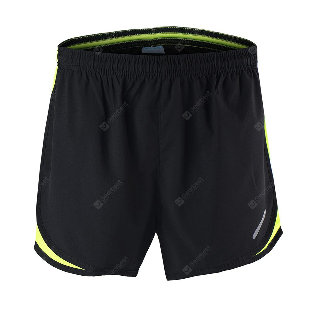 ARSUXEO Men's Quick Drying Breathable Running Cycling Shorts
