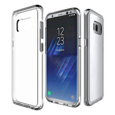 Case for Samsung Galaxy S8 Shockproof Transparent Back Cover
