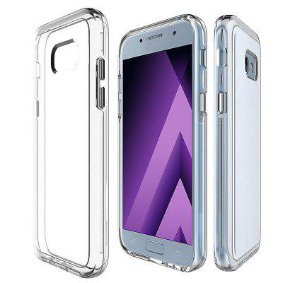 Case for Samsung Galaxy A520 / A5 2017 Shockproof Transparent Back Cover