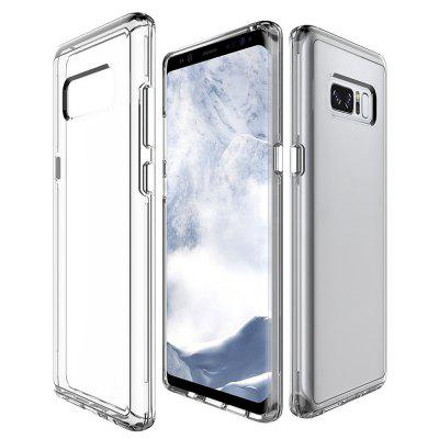 Case for Samsung Galaxy Note 8 Shockproof Transparent Back Cover