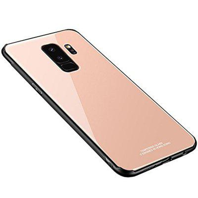 Tempered Glass Shockproof Bumper Back Cover For Samsung Galaxy S9
