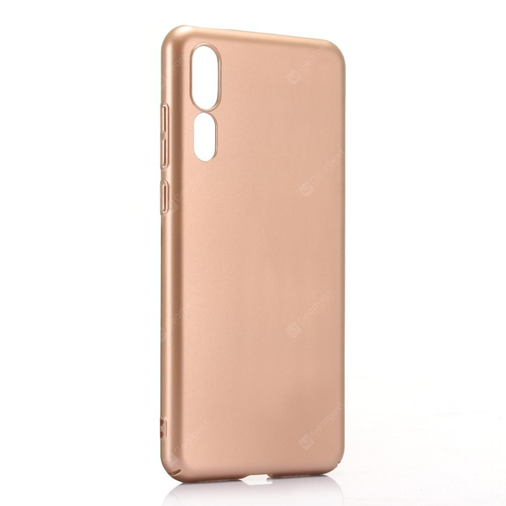 Case for Huawei P20 Pro Ultra-thin Frosted Back Cover Solid Color Hard PC