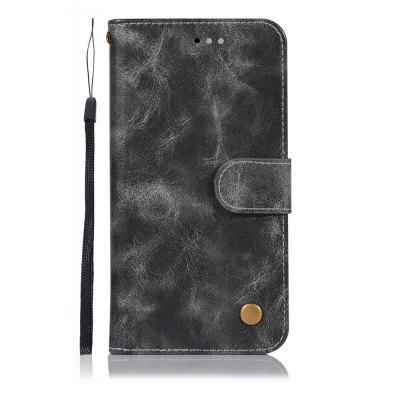 Fashion Flip Leather Cover For Huawei Enjoy 7s Case PU Wallet Phone Case