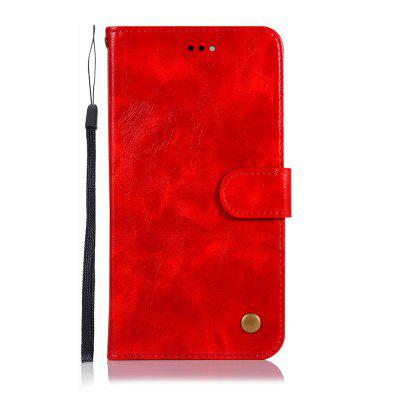 Fashion Flip Leather PU Wallet Cover For VIVO X20 Plus Case Phone Bag with Stand icarer wallet genuine leather phone stand cover for iphone 6s plus 6 plus marsh camouflage