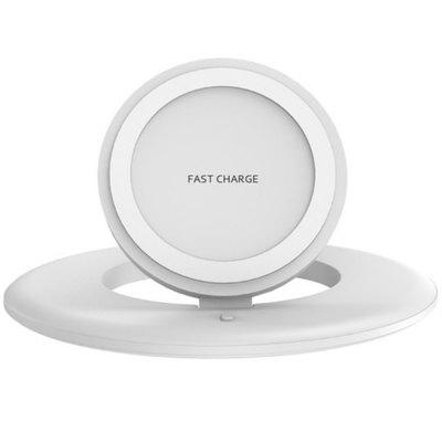 10W Fast Wireless Charger Charging Pad Stand for Galaxy S9/S9 Plus/ iPhone X