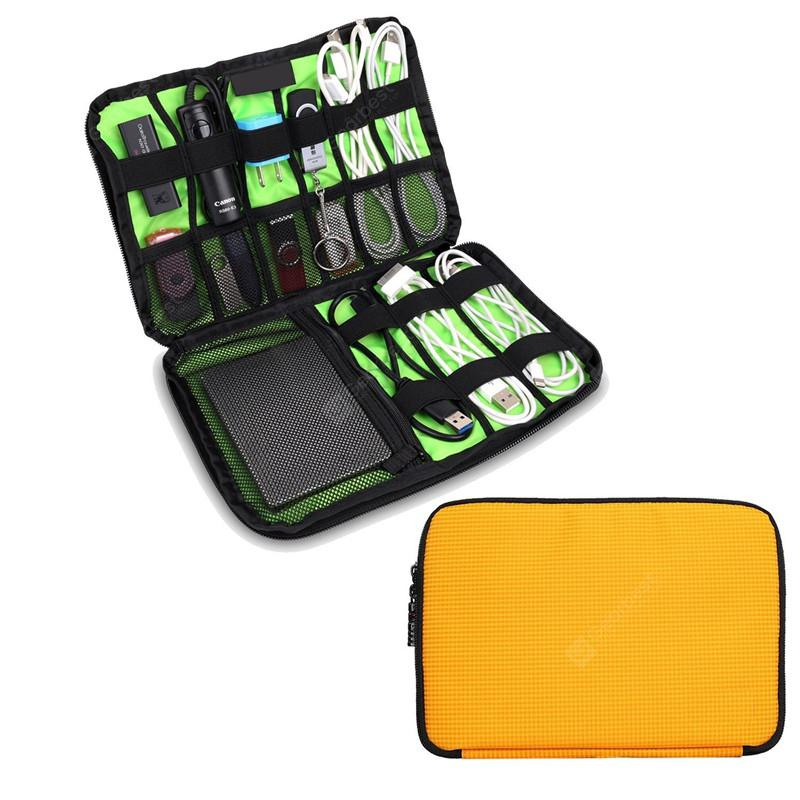 Portable Multifunctional Travel Digital Accessories Storage Bag