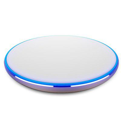 HAMTOD HL3F 10.8W Fast Charging Wireless Charger with Breathing Lamp Function