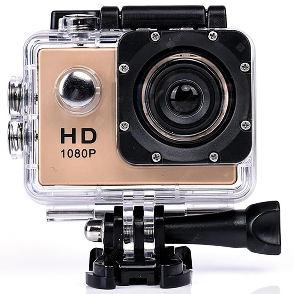 HAMTOD HKJ400 12MP Action Sports Camera