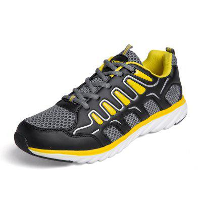 ZEACAVA Mesh Breathable Running  Sports Shoes Men's Casual Shoes