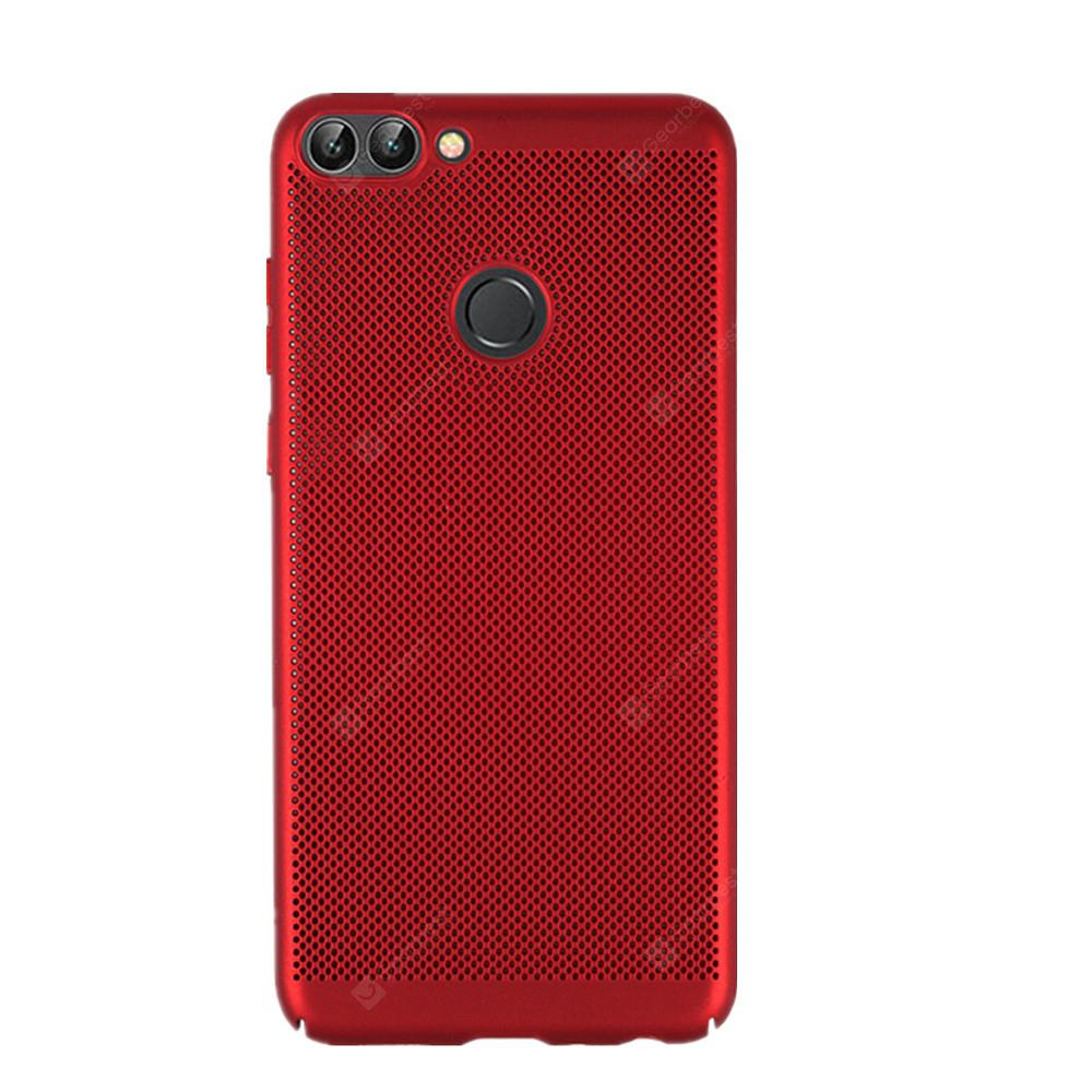 Case for Huawei Enjoy 7S Heat Dissipation Frosted Back Cover Solid Color Hard PC
