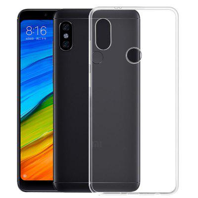 2PCS Shock-proof Phone Case for Xiaomi Redmi Note 5 Pro