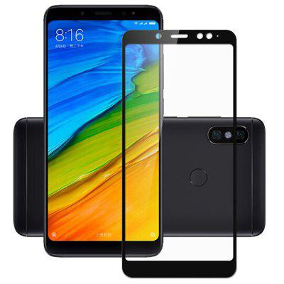 Tempered Glass Screen Protector for Xiaomi Redmi Note 5 Pro лазерное оборудование oem 5500mw 300 230 mini laser engraving machine