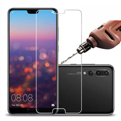 2PCS Ultra-Thin Gehard Glas Screen Protector voor Huawei P20 Pro