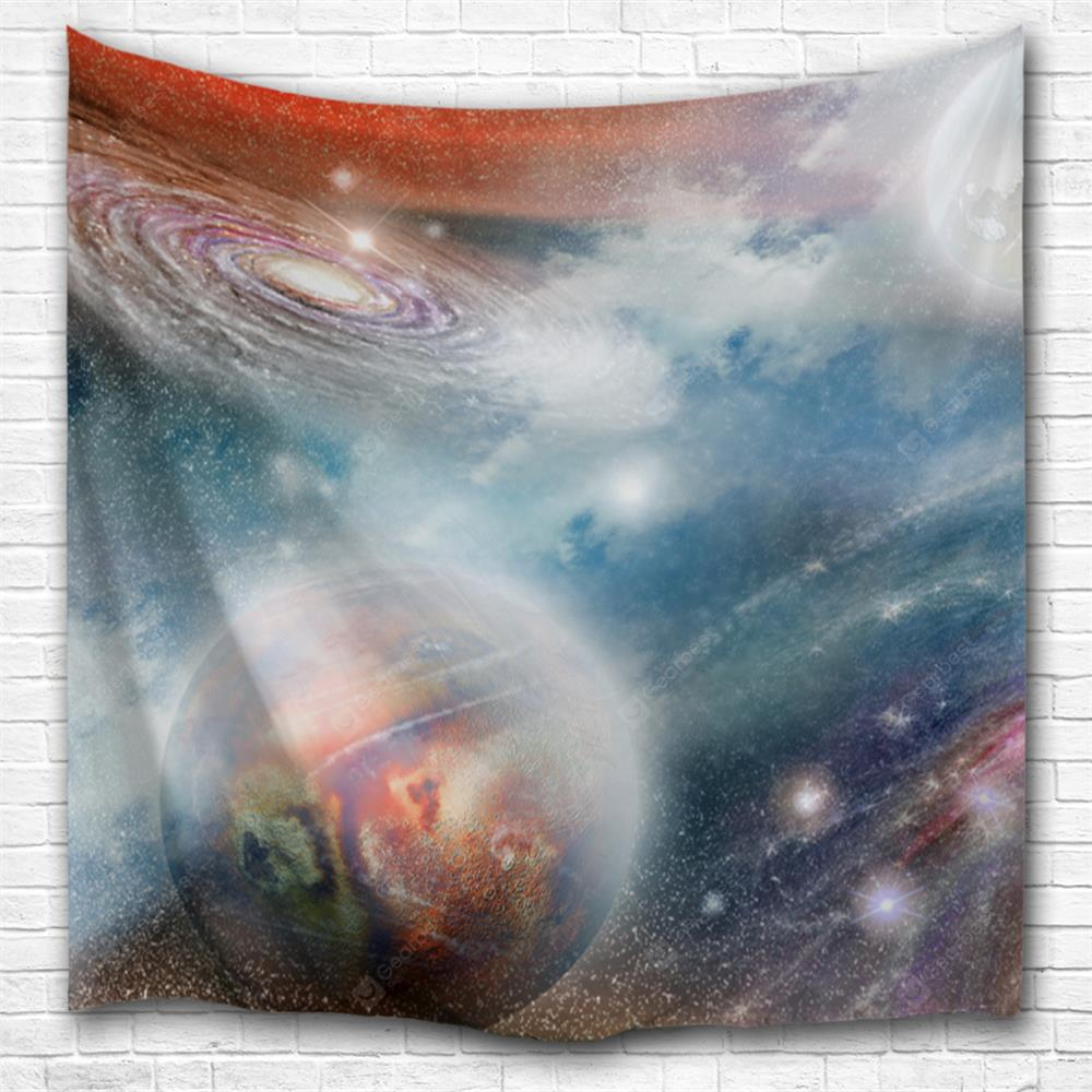 Fantasy Galaxy 3D Printing Home Wall Hanging Tapestry for Decoration