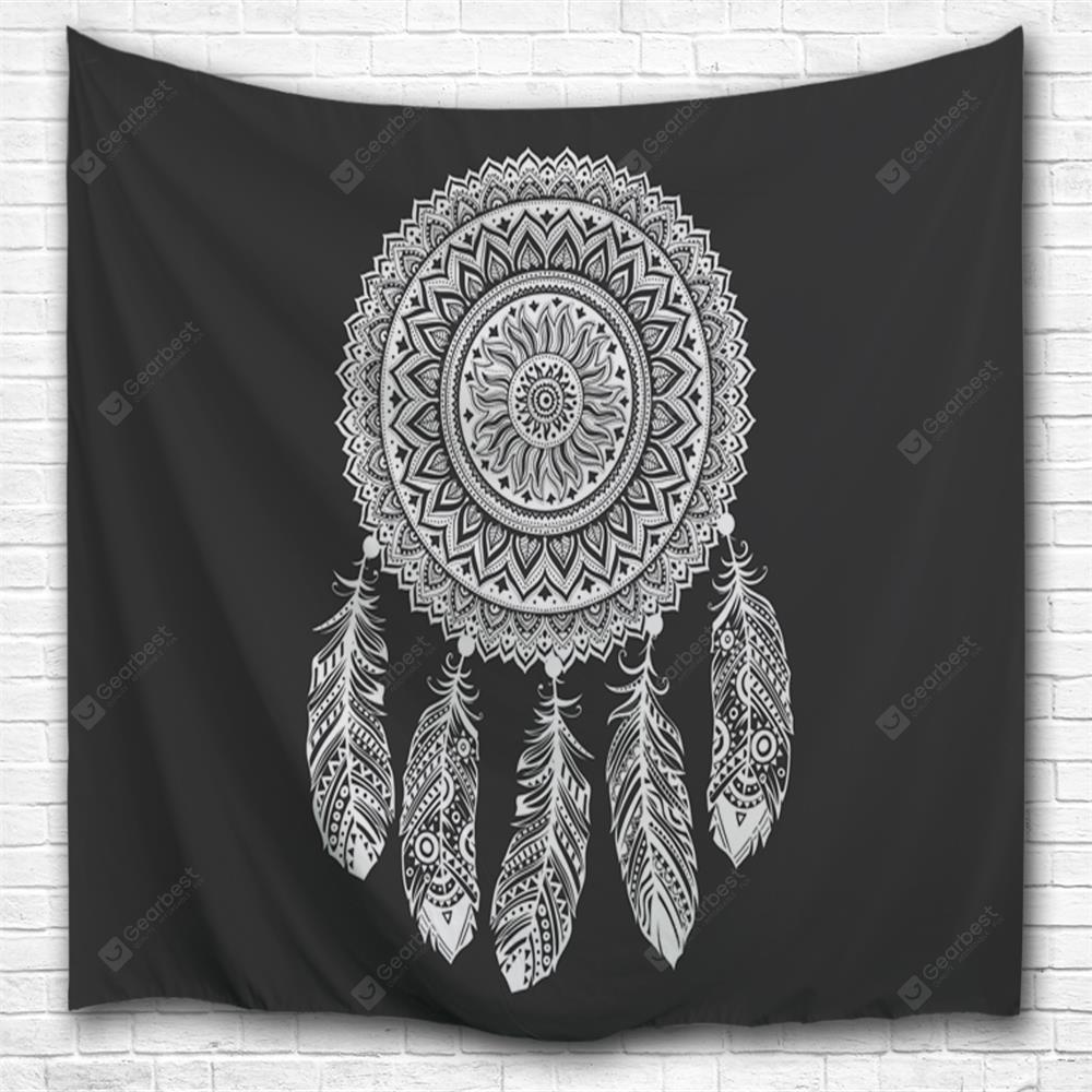 Catch Monternet 3D Printing Home Wall Hanging Tapestry for Decoration
