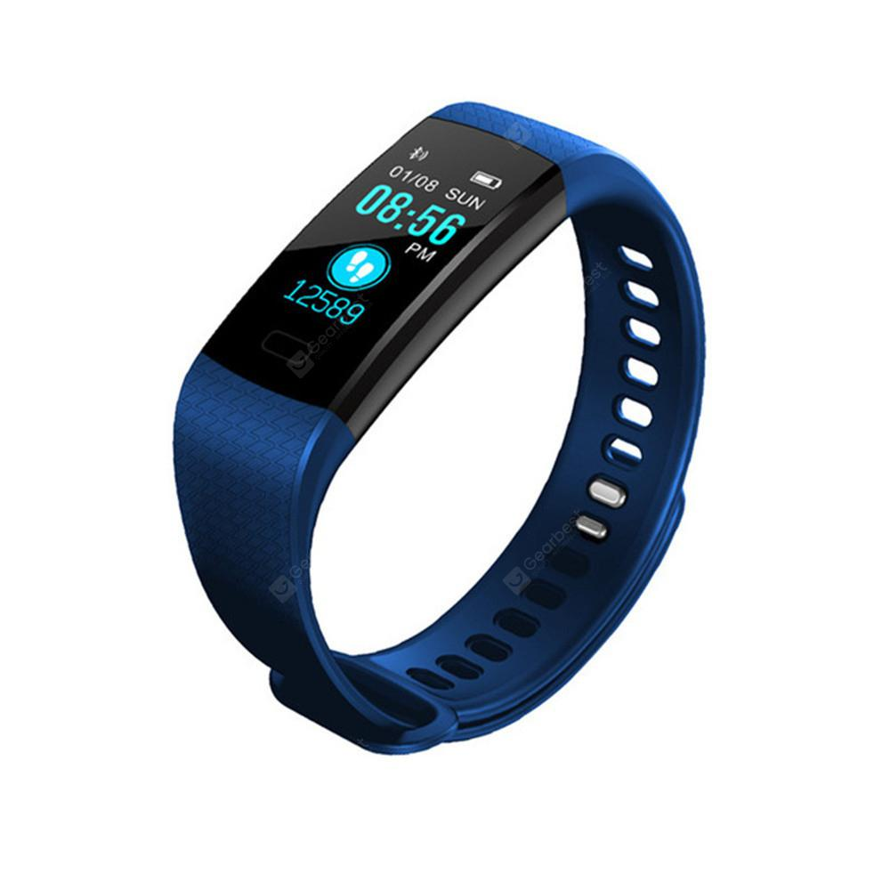 Y5 Smart Hand Ring Bluetooth Large Color Screen Movement ...