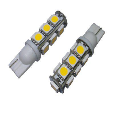 ZHENMING T10 921 194 13-5050 SMD Wedge LED Lampada a bulbo DC 12V
