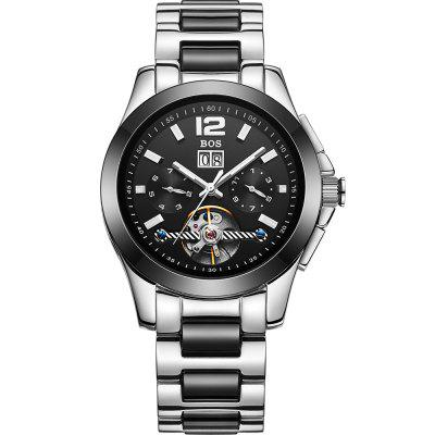 AngelaBos 9001G Automatic Mechanical Men Watch