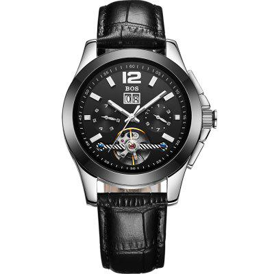 AngelaBos 9001-1G Automatic Mechanical Men Watch