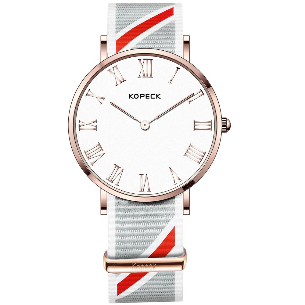 KOPECK  6012-1L Women Quartz Analog Calendar  Watch