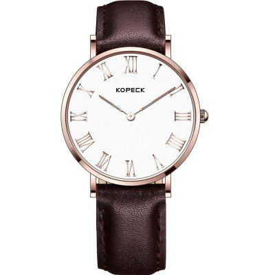 KOPECK  6012-2L Women Quartz Analog Calendar  Watch