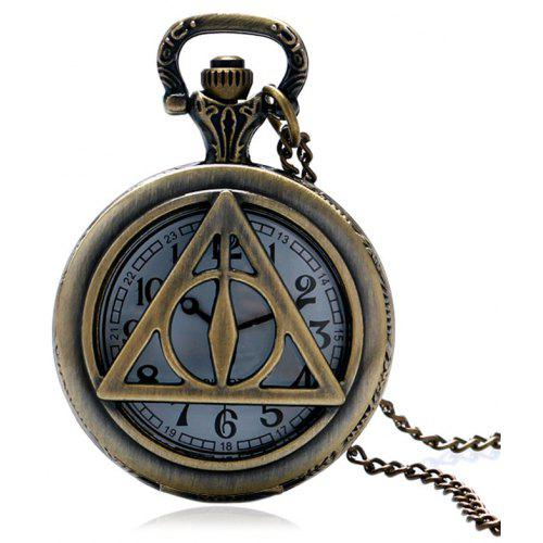 Retro Christmas Birthday Gift Pocket Watch