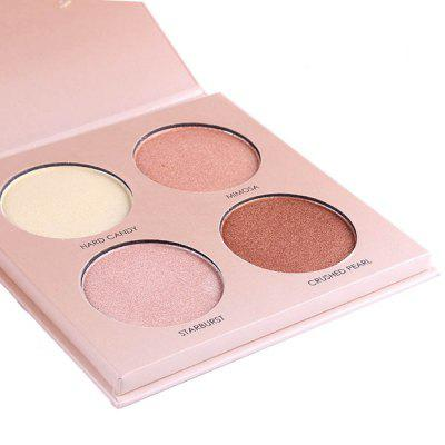 7003-024N MISS ROSE Four-color White Concealer Highlight Powder