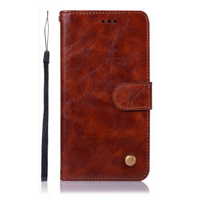 Fashion Flip Leather PU Wallet Cover For Motorola Moto G6 2018 Phone Case