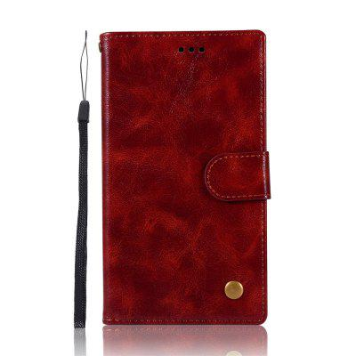 Fashion Flip Leather PU Wallet Cover For Sony Xperia XA2 Ultra Phone Case