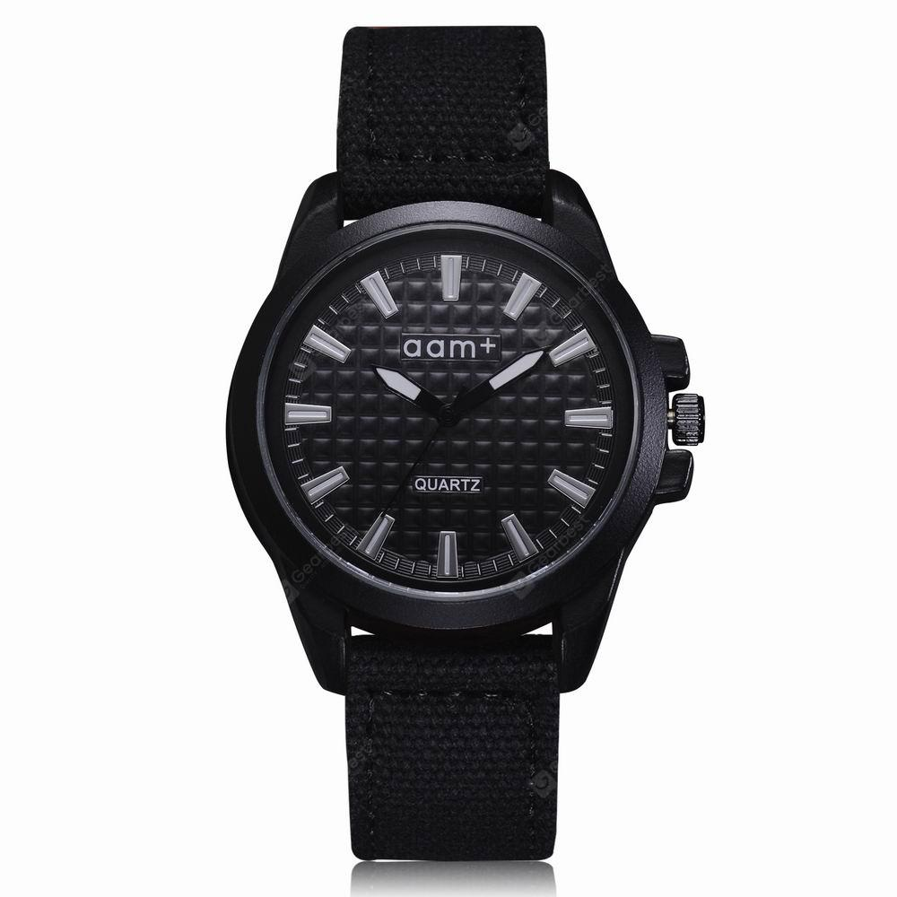 XR2525 Men's Nylon Band Analog Quartz Sport Watch