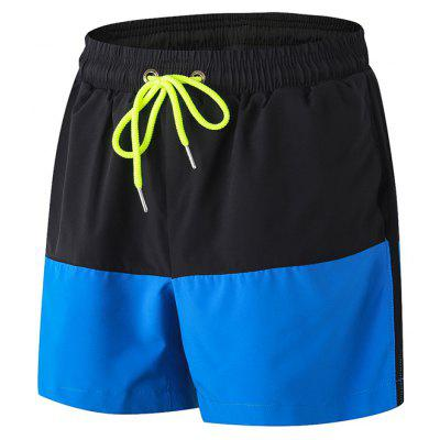 Men'S Sports Running Basketball Fitness Quick Dry Loose Breathable Shorts