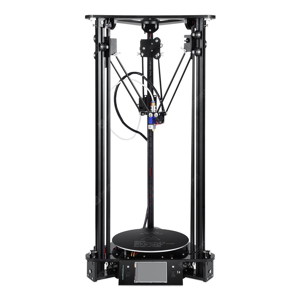 Image result for EZT Kossel Delta 3D Printer Large Color Screen Size High Precision